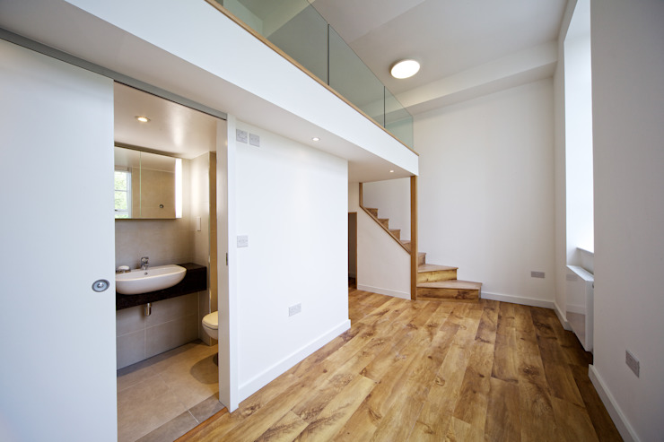 Student Accommodation—SW10 Modern living room by Ceetoo Architects Modern
