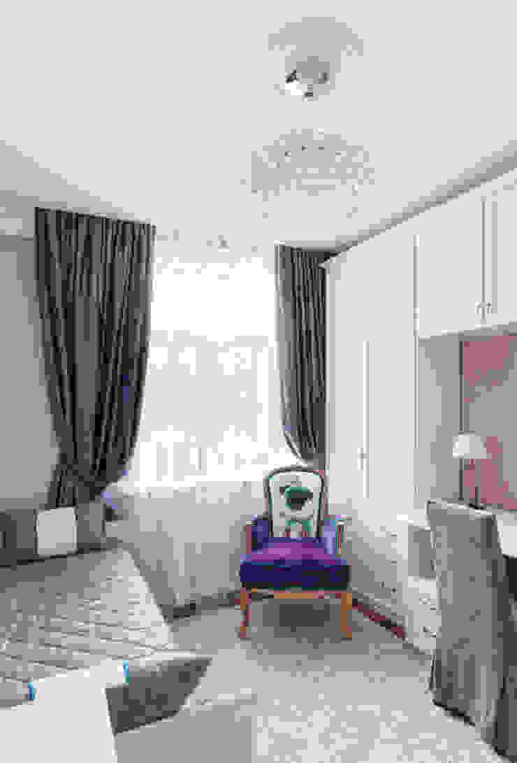 Детская Ася Бондарева Детская комнатa в классическом стиле