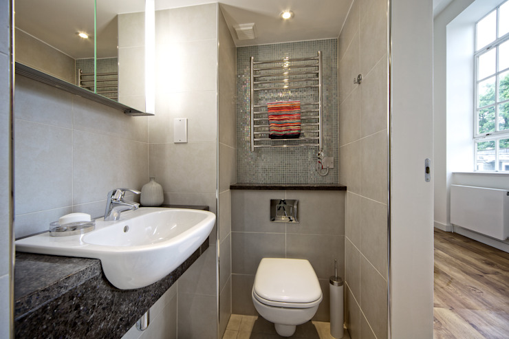 Student Accommodation - SW10 Modern bathroom by Ceetoo Architects Modern