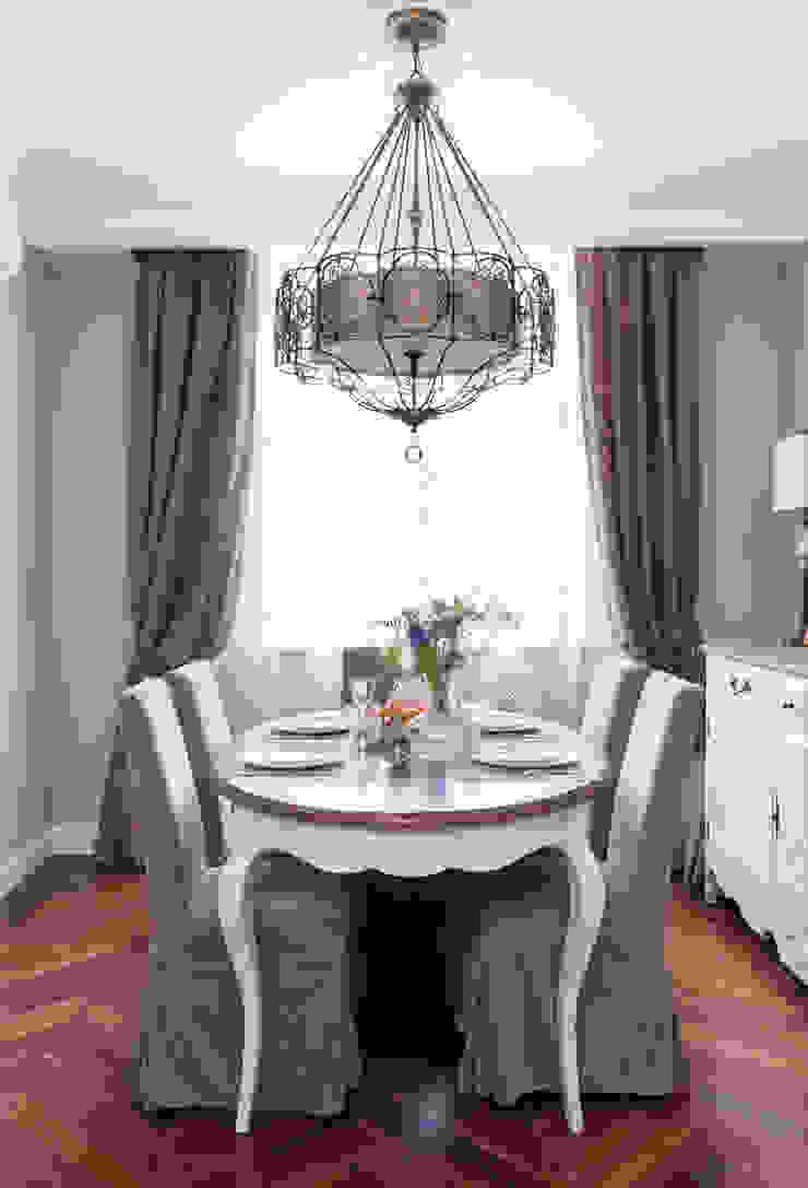 Столовая Ася Бондарева Столовая комната в классическом стиле
