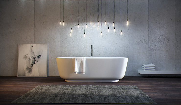 Vallone GmbH Modern style bathrooms