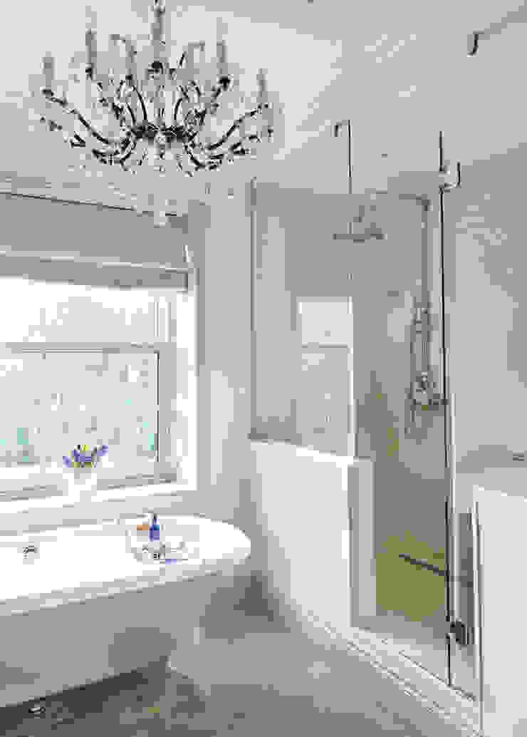 Drummonds Case Study: Georgian Farmhouse, Surrey Drummonds Bathrooms 衛浴浴缸與淋浴設備