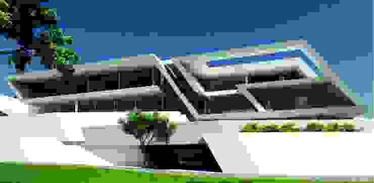 House Bes Modern houses by Nico Van Der Meulen Architects Modern