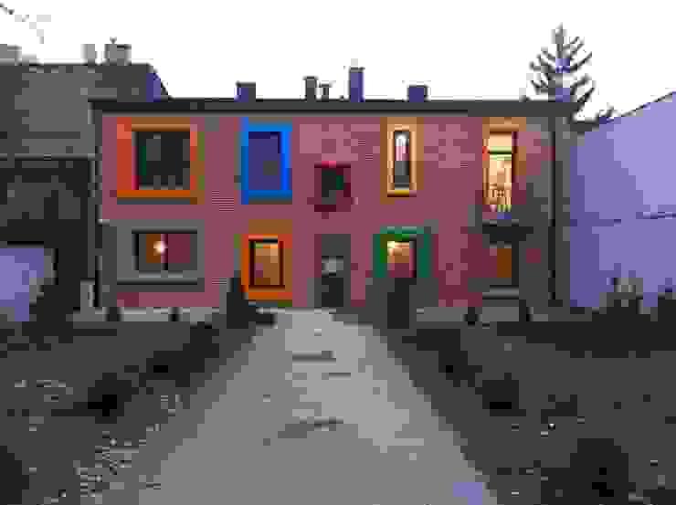 REFORM Konrad Grodziński Modern houses