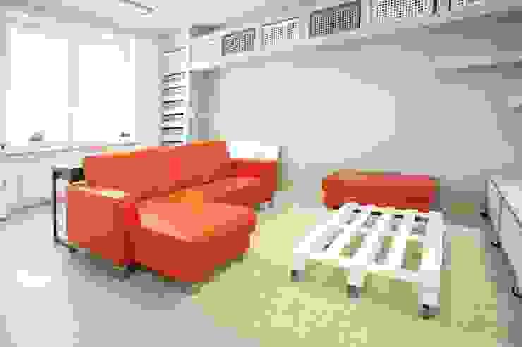 Moderne woonkamers van REFORM Konrad Grodziński Modern