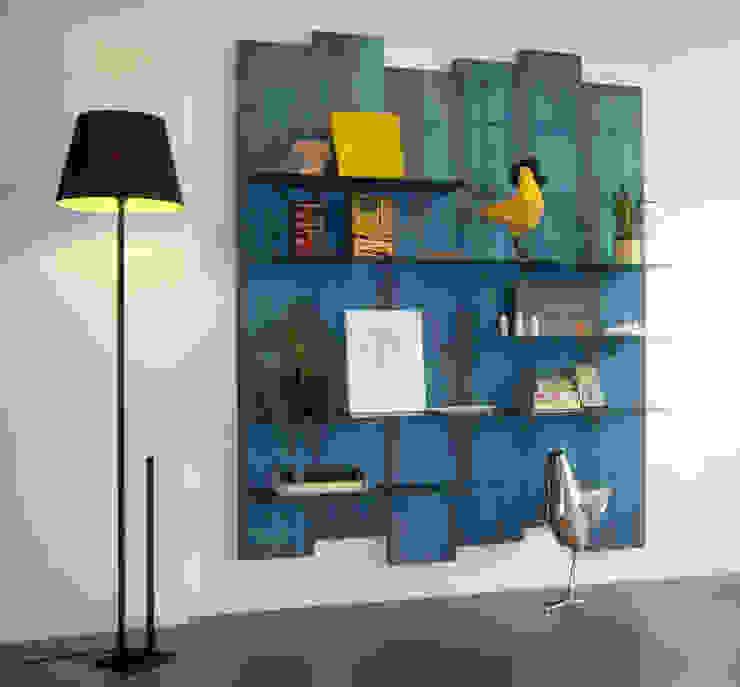 Гостиная в . Автор – Mighali_Faggiano studio