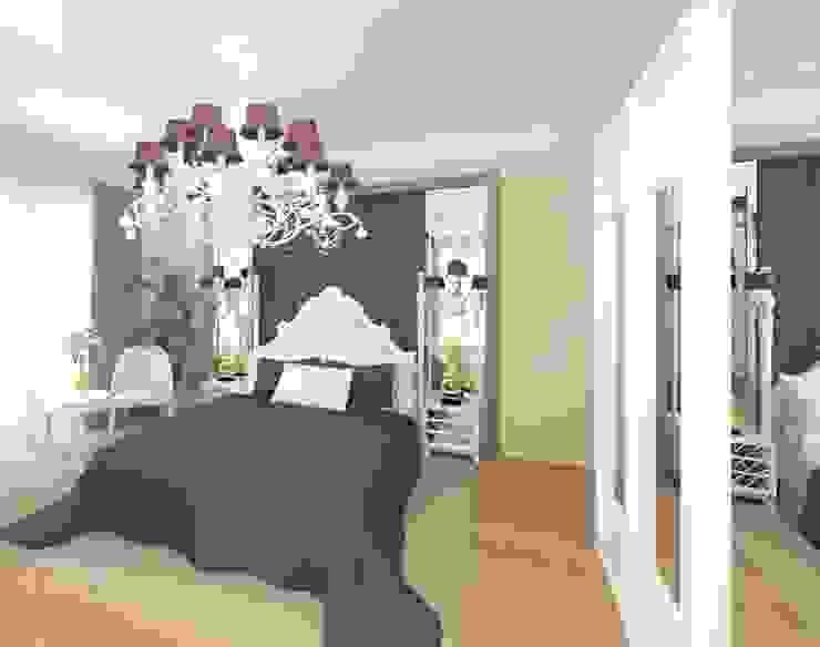 Feng Shui Uygulama Modern Yatak Odası Meral Akçay Konsept ve Mimarlık Modern
