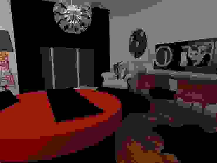 Feng Shui Uygulama Modern Çalışma Odası Meral Akçay Konsept ve Mimarlık Modern