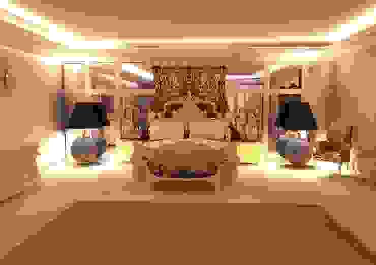 Dormitorios modernos: Ideas, imágenes y decoración de Meral Akçay Konsept ve Mimarlık Moderno