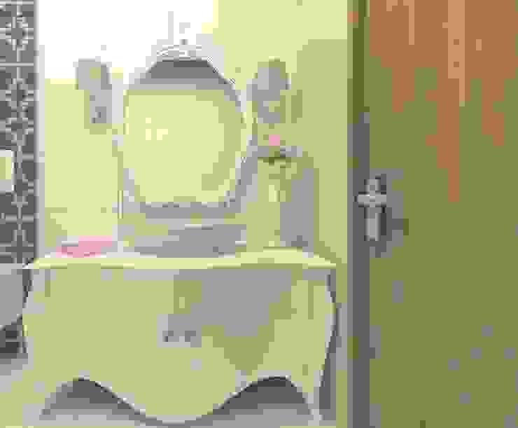 Feng Shui Uygulama Modern Banyo Meral Akçay Konsept ve Mimarlık Modern