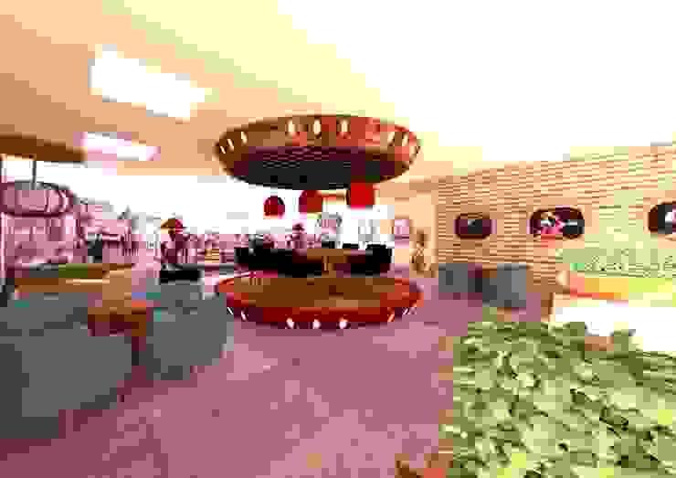 Feng Shui Uygulama Modern Bar & Kulüpler Meral Akçay Konsept ve Mimarlık Modern