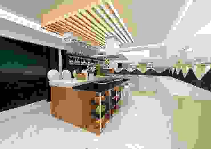 Kitchen by Meral Akçay Konsept ve Mimarlık