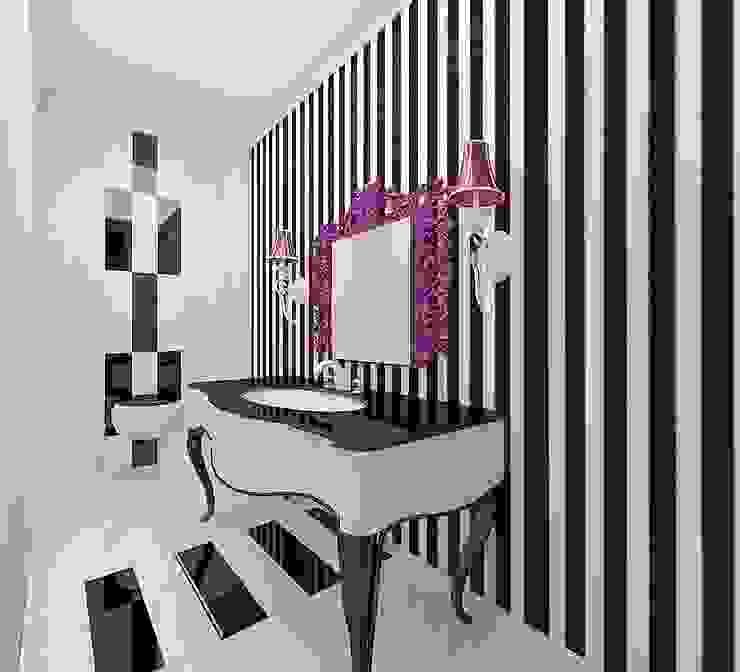 Baños de estilo moderno de Meral Akçay Konsept ve Mimarlık Moderno