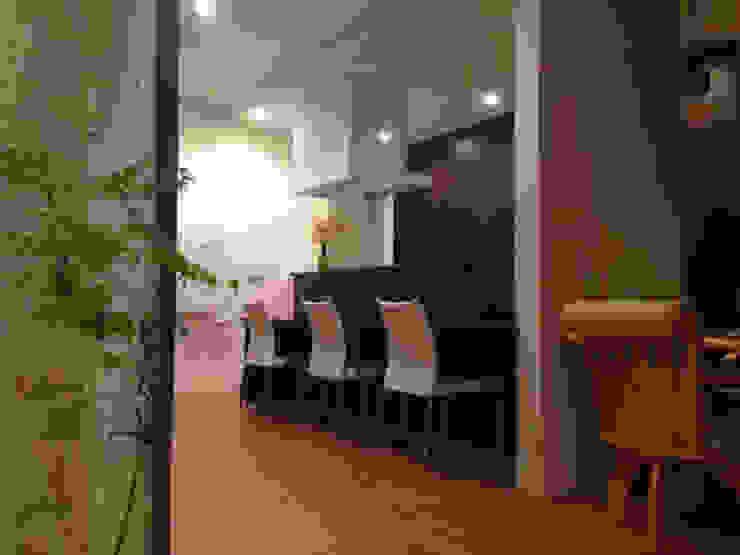 IDEAL モダンな キッチン の 株式会社IDEAL建築設計研究所 モダン