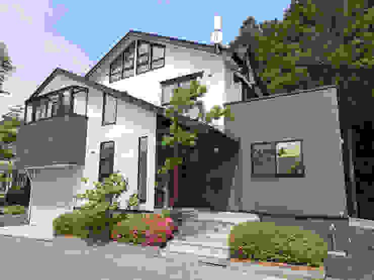 IDEAL モダンな 家 の 株式会社IDEAL建築設計研究所 モダン