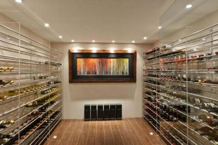 Project 10 Woldingham Flairlight Designs Ltd Wine cellar