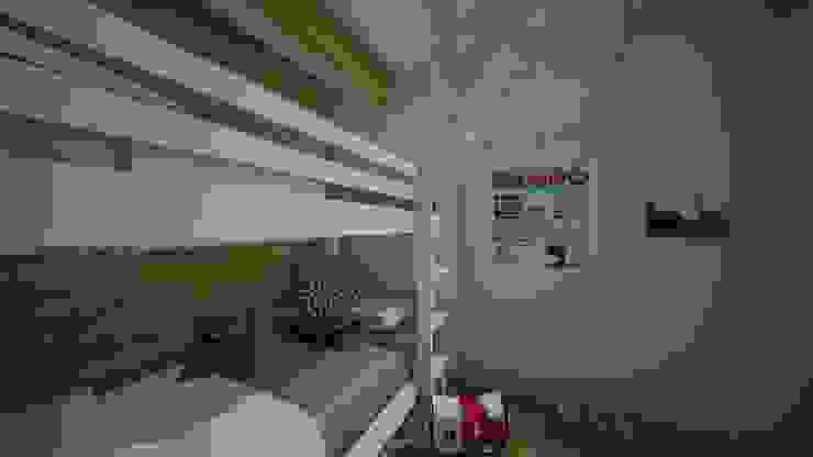 TOBEHOME INTERIORS Scandinavian style bedroom