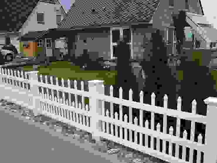 Ogrodzenia PCV Classic style garden