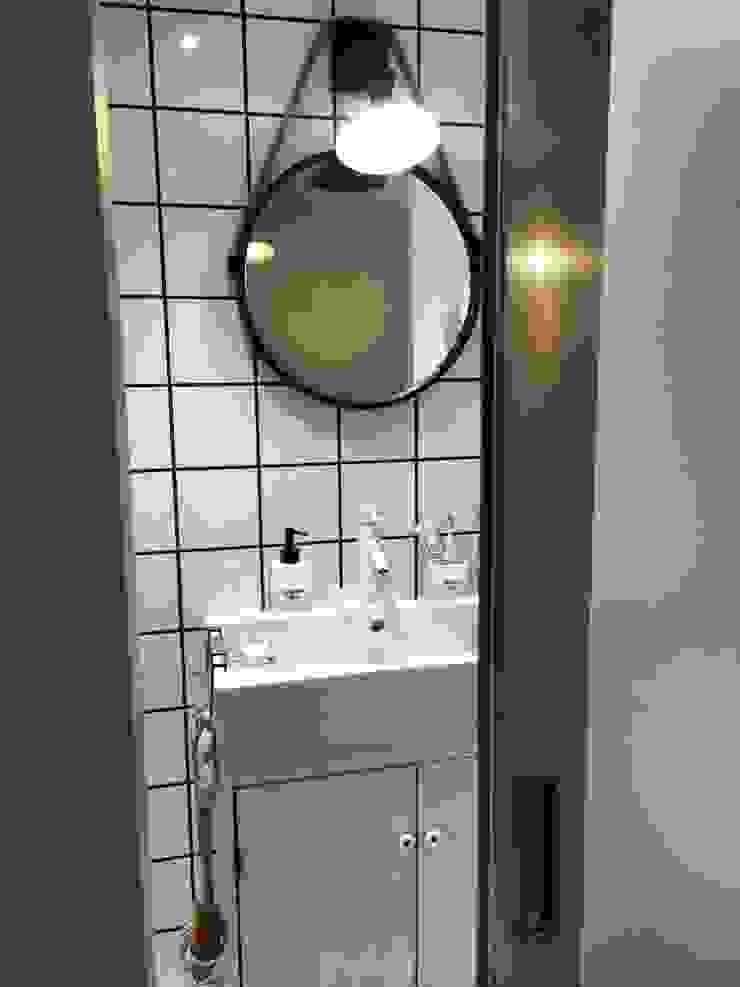 Rénovation maison Saint Cyr au Mont d'Or Modern bathroom by Pepper Butter Modern