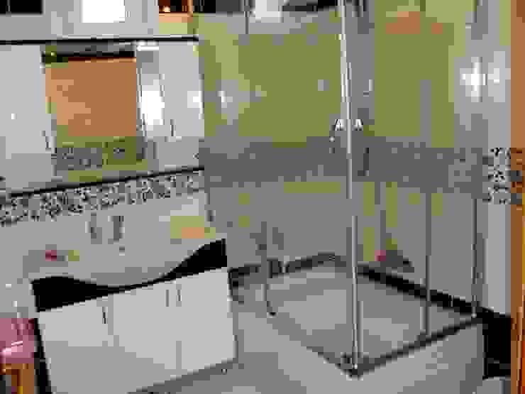 MÜKEMMEL İŞLER Modern Banyo EREN YAPI MALZEMELERİ Modern