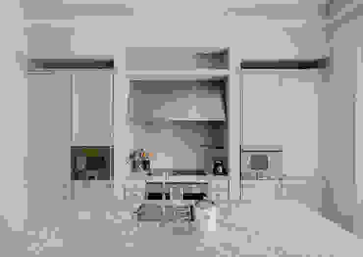 Vivienda zona Justicia, Madrid Cocinas de estilo clásico de nimú equipo de diseño Clásico