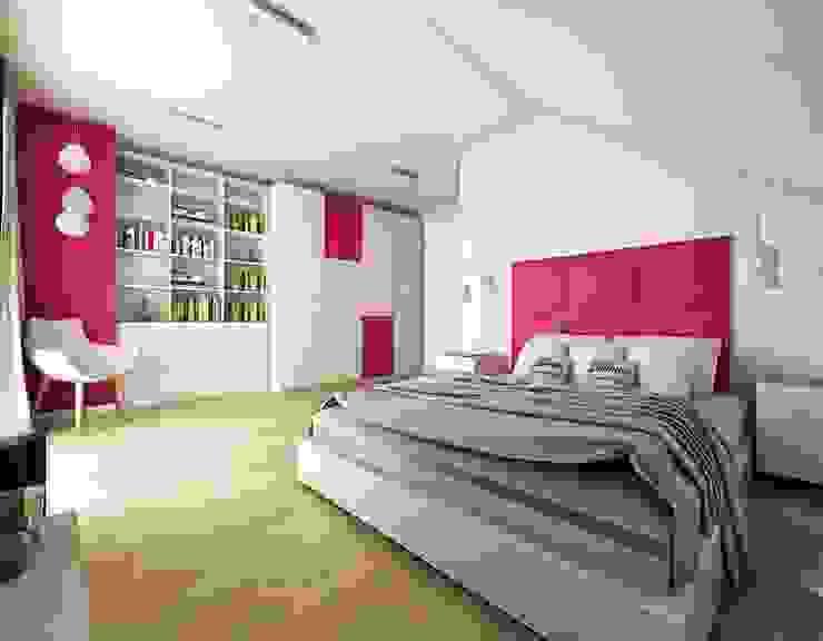 sypialnia od atoato Nowoczesny