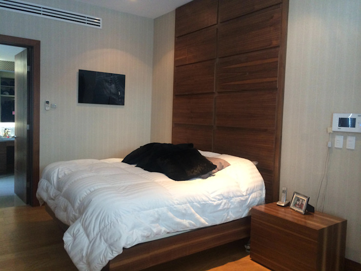 Interiorismo Dormitorios modernos de KAUS Moderno