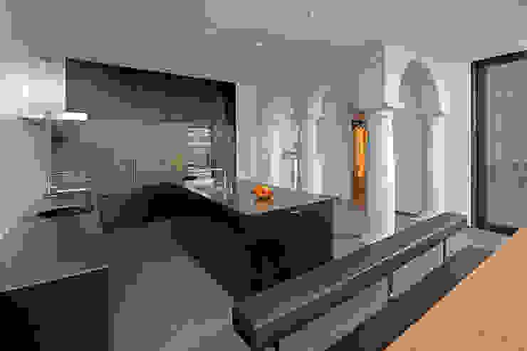 Alberati Architekten AG ห้องครัว