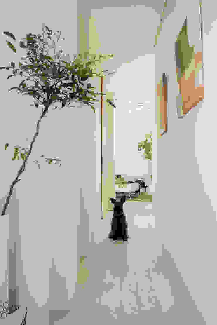 H建築スタジオ Koridor & Tangga Modern