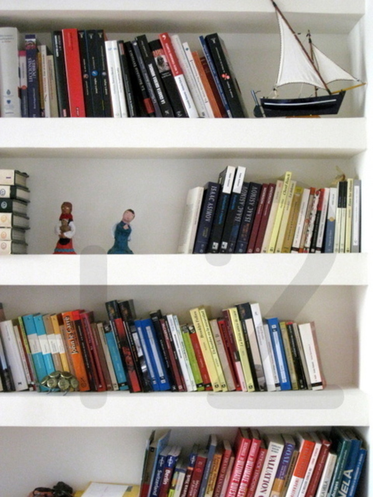 #áticoJERÓNIMOS Estudios y despachos de estilo mediterráneo de +2 Mediterráneo