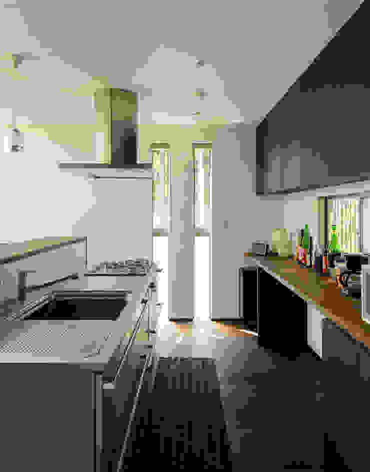 キッチン モダンな キッチン の H建築スタジオ モダン