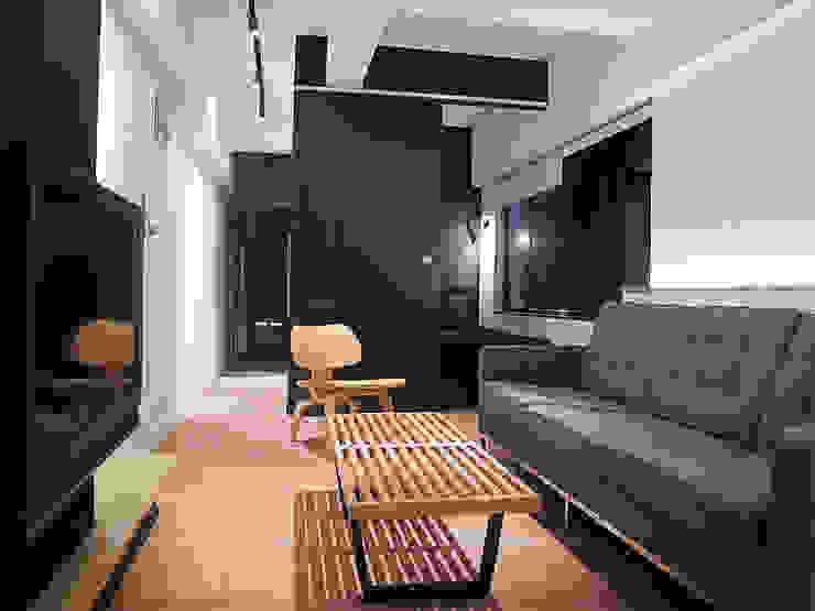 Wohnzimmer von OneByNine