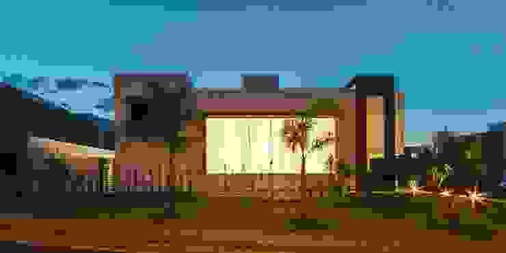 Detalhe da โดย Tony Santos Arquitetura โมเดิร์น