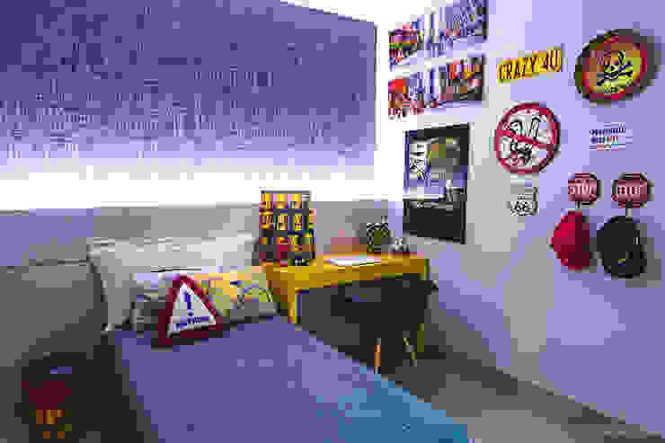 Modern Kid's Room by Rafaela Dal'Maso Arquitetura Modern