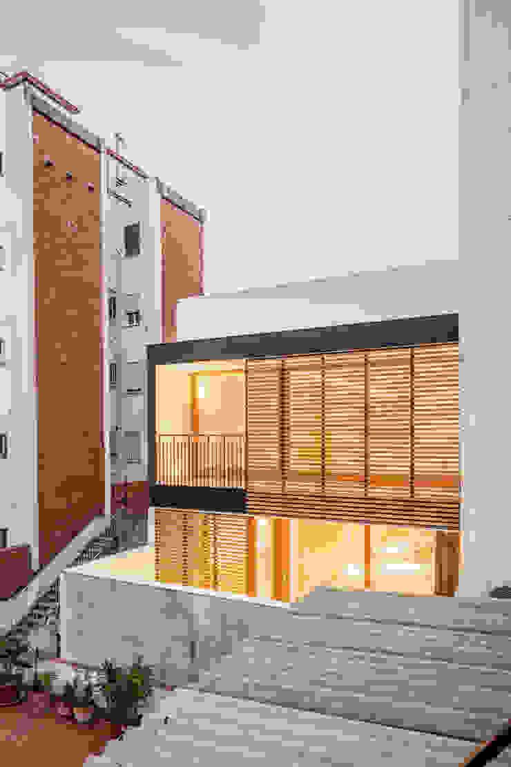 Casa CP Alventosa Morell Arquitectes Minimalist houses