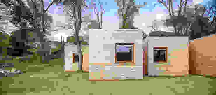 Casa GG Modern houses by Alventosa Morell Arquitectes Modern