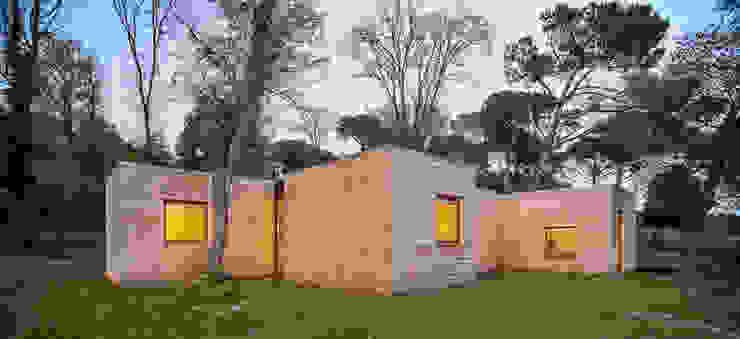 Casa GG Casas modernas por Alventosa Morell Arquitectes Moderno