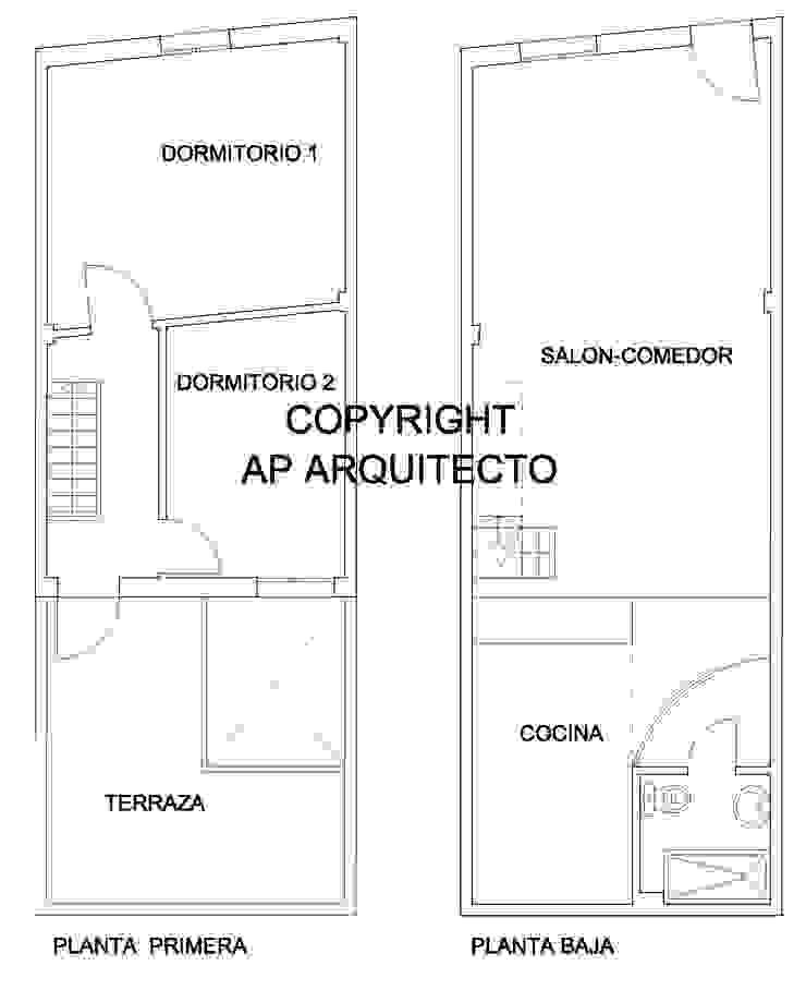 Planos de AP Arquitecto