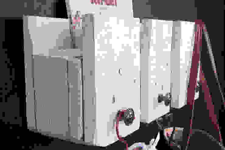 POSETS perchero palets. 47cm. de ECOdECO Mobiliario Rústico