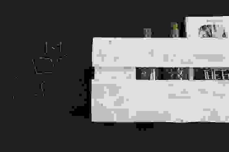 VELETA estantería palets. 68cm de ECOdECO Mobiliario Rústico