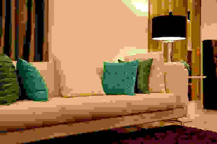 Modern living room by Daniela Vieira Arquitetura Modern