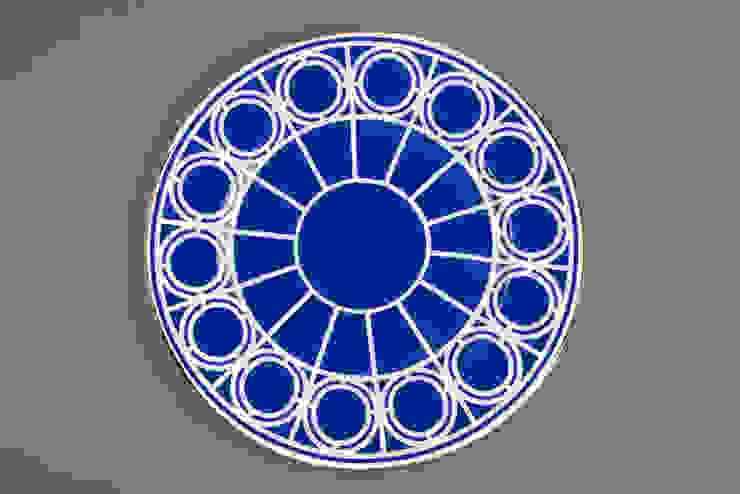 Palladian serving plate by CUSTHOM: modern  by CUSTHOM, Modern