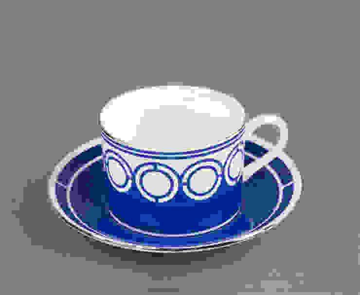Palladian tea cup by CUSTHOM: modern  by CUSTHOM, Modern