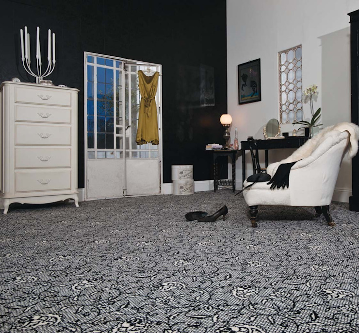 Flock carpets made in 100% Laneve, a premium wool sourced from Wools of New Zealand: classic  by Flock Living, Classic