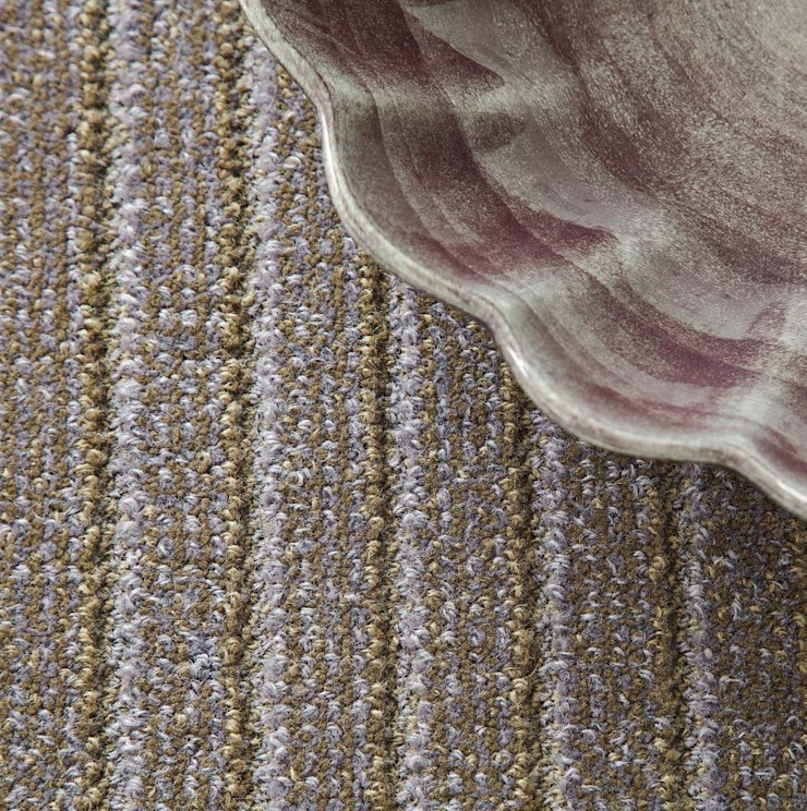Flock carpets made in 100% Laneve, a premium wool sourced from Wools of New Zealand de Flock Living Moderno