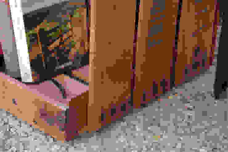 SAVIA 1 caja de fruta barnizada de ECOdECO Mobiliario Rústico
