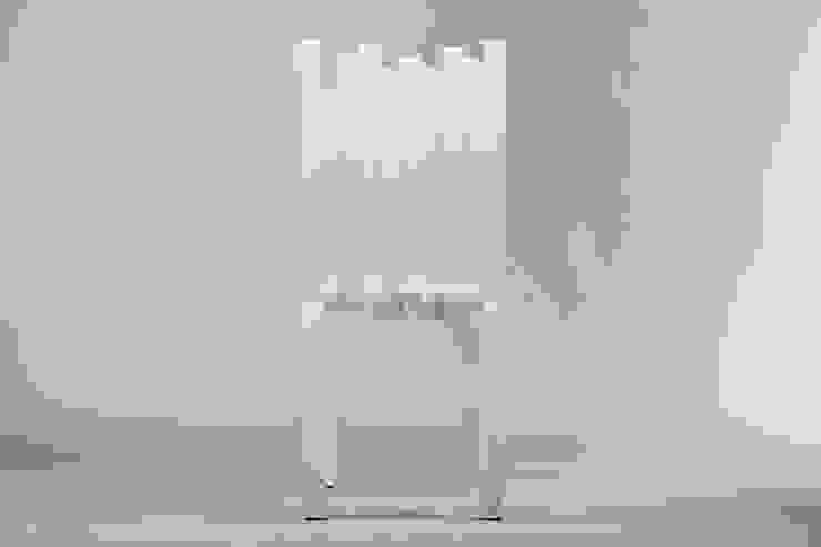 Krzesło Tetris od This is minimal Minimalistyczny