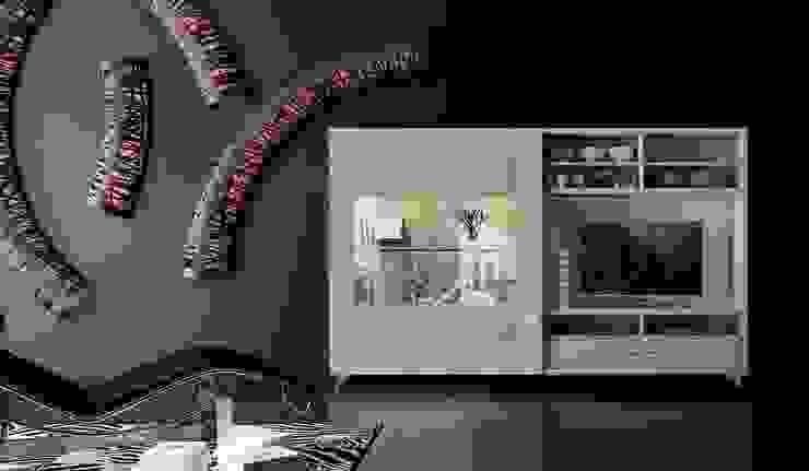 7 de Muebles Madrid decoración Ecléctico