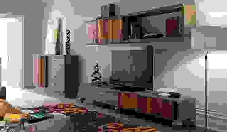8 de Muebles Madrid decoración Ecléctico