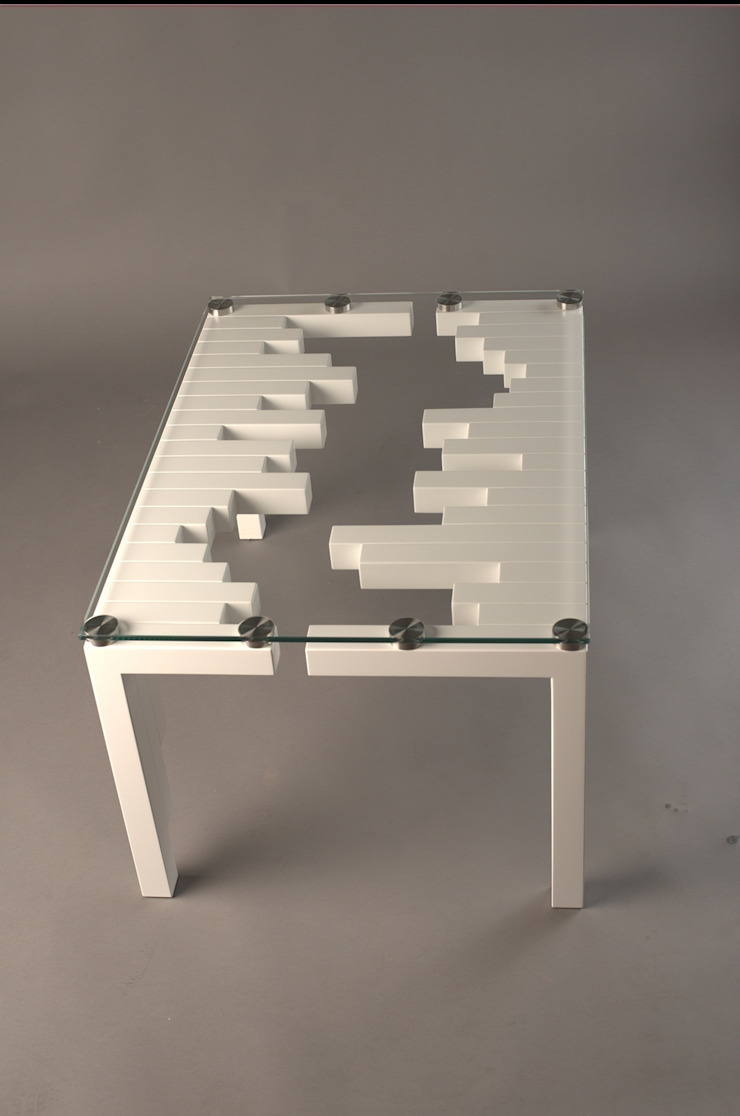Tetris od This is minimal Minimalistyczny